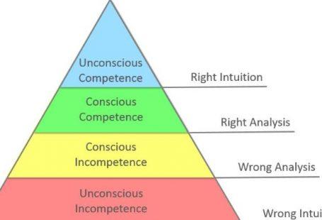 stadia van competentie